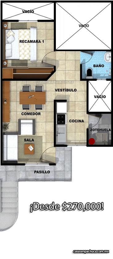 Casas Con Subsidio Infonavit Y Departamentos Con Subsidio